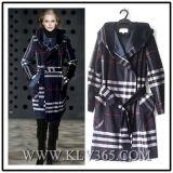 High Quality Fashion Clothing Women Winter Warm Wool Hoody Coat