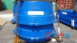 Apply to Metso HP400 of Mining Crusher Spare Parts Concave Mantle
