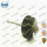 BV40 5440-120-5000 Turbine Shaft Shaft Wheel Turbine Wheel for 5440-970-0002