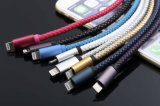 Best Selling 2.4A Fast Charging PU Leather Braided USB Cable