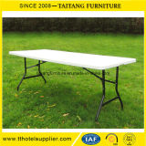 White Wedding Folding Plastic Table for Sale