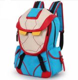 2016 Iron Man Cartoon Creative Backpack Sh-16052411