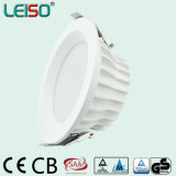 TUV Approved LED Down Light with White Housing