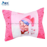 Blank Sublimation Car Pillow Case Soft Plush 30.5*18cm Print Transfer Plain
