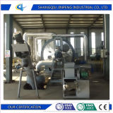 Waste Tyres Recycling Plant with ISO