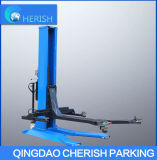 2500kgs Portable Hydraulic Single One Post Car Lift with Ce