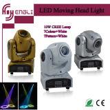10W LED Mini Moving Head Beam Stage Light (HL-014ST)
