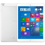 9.7inch 2GB/64GB Intel Z3736f Quad Core 3G Phone Call Free Switch Windows8.1 & Android4.4 Onda V919 3G Air Dual Boot Tablet PC
