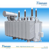 110kv Three-Phase Duplex Winding Power Transformer