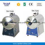 304 Stainless Steel High Pressure Steam Table Top Autoclave