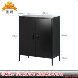 Cheap Price Black Living Room Metal Storage Cabinet