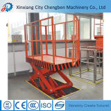 Basement / Garage Stationary Hydraulic Cargo Lifting Equipment for Heavy Car Lifting
