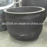 High Pure for Melting Aluminum Graphite Crucible