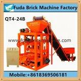 Germany Technology Semi Automatic Concrete/Cement Brick Making Machine