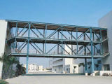 Good Quality Steel Structure Pedestrian Bridge