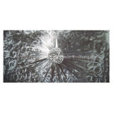 Silver Metal Craft, Modern Metal Wall Art