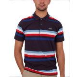 Wholesale Fashion Polo T Shirt, Stripe T-Shirt for Men (PS226W)