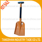 Vehicle Portable Detachable Telescopic Aluminum Snow Shovel