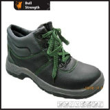 Industrial Leather Safety Shoes with Steel Toecap (SN1732)