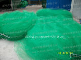 Green Tight Knotting Golf Net for Sport (1.00mm-1.50mm)