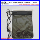 Waterproof Screen Touch Transparent PVC Beach Bag for iPad (EP-C9058)