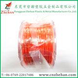 Transparent Spool ABS PLA PA Nylon 3D Filament Printing