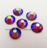 Crystal Diamond Crystal Glass Beads Swaro Flatback Rhinestone (FB-ss20 rose ab/5A)