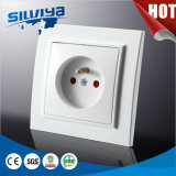 1 Gang French Wall Socket with Child Protection