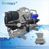 Eurostars -15c Low Temp. Water Cooling Ice Rink Machine