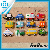 Custom Epoxy Car Shape Fridge Magnet as a Gift