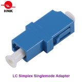 LC Simplex Singlemode Standard Plastic Fiber Optic Adapter