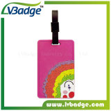 Customized Souvenir Luggage Tag for Gift