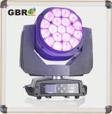 Bee Eye Zoom LED Moving Head Beam Wash DJ Light