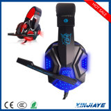 PC780 Surround Sound Professional Gaming Headphone with Mic LED Light