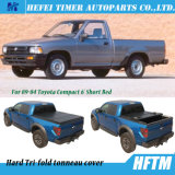 High Quality Car Accessories Hard Tonneau Cover for 89-04Toyota Compact 6′ Short Bed