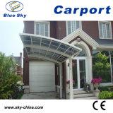 5.4*2.7m Snow Protection Polycarbonate Roof Aluminum Carport