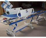 Adjustable Patient Delivery Stretcher Emergency and Recovery Trolley