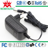 14V1a 14W Power Adapter AC/DC Adapter with CE UL FCC /UK Plug