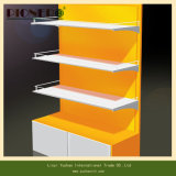 Discount Sales Retail Store Wood Free Standing Shelf Display Rack