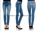 Factory Wholesale Ladies Denim Jeans