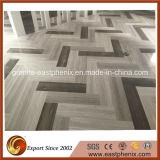 Popular Polishing Guizhou Wood Marble Hotel/Home Flooring Tile