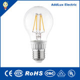 220V 5W E26 E14 B22 Cool White LED Filament Lamp