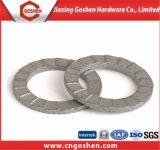 Pressure Washer, Flat Washer, Double Fold Self-Locking Washer DIN25201