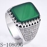 High Quality Silver Jewelry Ring with Factory Price