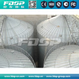 Flat Bottom Grain Steel Storage Silos with Temperature Measurement