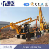 Hfd530 Self-Propelled Hydraulic Pile Driving Machine