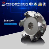 Indexable Milling Cutter Face Milling Tool with Seet Carbide Inserts Selling Hot