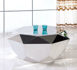 Modern Design Stainless Steel Coffee Table