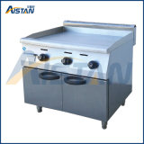 Gh36A Cooking Equipment Gas Griddle for Gridding Food