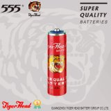 Tiger Head Super Quality R6s 304 AA Size Um-3 Battery